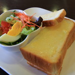 カフェ&ベーカリ-ふるふる - 料理写真:モーニングセット
