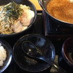元祖 博多中洲屋台ラーメン 一竜 - つけ麺900円