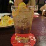 GLASS DANCE - グレンリベット 12年 ソーダ割り