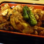 おが和 - 柔らかな鶏肉