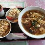 中華レストラン 五望 - タンメンセット760円