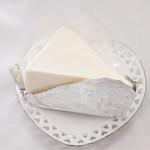 62157747 - カラメルリキュールレアチーズケーキ