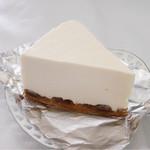 62157751 - カラメルリキュールレアチーズケーキ