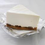 62157754 - カラメルリキュールレアチーズケーキ