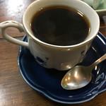 翠芳 - ランチコーヒー付