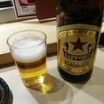 62159234 - 瓶ビール(¥630税抜以下同)