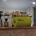 カミノコーヒー - 焙煎機
