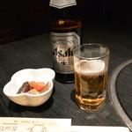 台所屋 - ビール&お通し