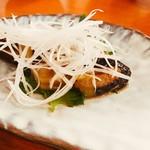 雲峰荘 - ナスの炒め物