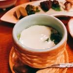 雲峰荘 - 茶碗蒸し