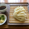 明水亭 - 料理写真:ざるうどんヽ(*´∀`)500円