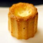 サンフォコン - サーモンとクリームチーズのケークサレ