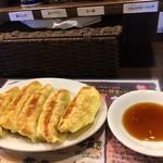 岩本屋 - 餃子5個