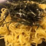 岩本屋 - つけ麺の麺!