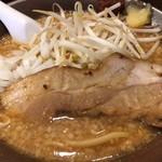 岩本屋 - ベジボタ系濃厚味噌ラーメン980円