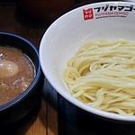 フジヤマ55 - 【濃厚つけ麺 + とろ~り味玉】¥820 + ¥100