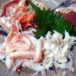 幸寿司 - 背子(コッぺ)蟹