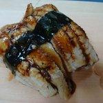 幸寿司 - 穴子です。