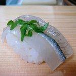 幸寿司 - キスです。