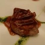 62173919 - 宮城県蔵王山銘柄豚JAPAN Xフィレ肉のグリル