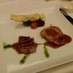 62173921 - 宮城県蔵王山銘柄豚JAPAN Xフィレ肉と