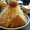Yamashoukadofuji - 料理写真:ラーメンかつお ニンニク多め