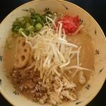 みそ味専門 マタドール - 濃厚味噌らぁ麺