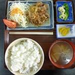 いしかわ - 日替わり定食