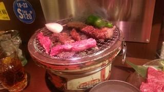 炭火焼肉 仁 - 焼肉ってたまに無性に食べたくなりますね