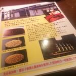 炭火焼肉 仁 - 田中屋さんの紹介