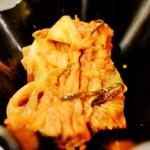 焼肉 いのうえ - 白菜キムチ