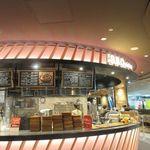 天神ビービー・キュイジーヌ - 福岡空港国内線2階のフードコートの中にあるビーフバター焼きのお店です。