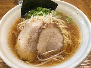 上海麺館 - 豚そば(700円)