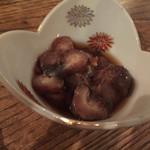 のんびり酒場ニコル - 赤ナマコ酢