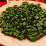 大胡椒 - 常連の取引先様の指示で『ネギニンニク醤油』が特別に出てきた!!流石ですm(__)m
