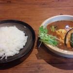 スープ カレー レストラン ゴーヤ - 注文全体