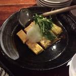 chopstick cafe 汁ベゑ - 出汁蒸し玉子焼き