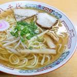 味の老舗 八千代 - 美味しい中華そばでした。