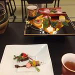 古屋旅館 - 料理写真:夕食
