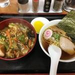 大喜 - 中華丼セット