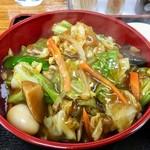 大喜 - 中華丼