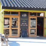 チーズ ピゲ - お店入口