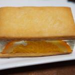 チーズ ピゲ - オレンジ \360-