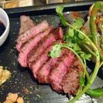 塊肉酒場 LOVE&29 - ステーキ