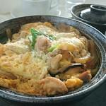 レストラン アルバータ - 親子丼、鶏肉旨し❗