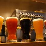 Via Lucca イタリアン&クラフトビール - 全国各地から取り寄せた生樽クラフトビールをお楽しみください。