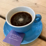 LIGHT UP COFFEE KYOTO - SEASONAL COFFEE(COSTA RICA leoncio BLACK HONEY)