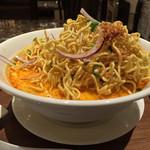 タイレストラン タニサラ - 2016/4/20のカオソーイ