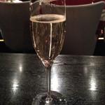 オルティージャ - 泡で乾杯