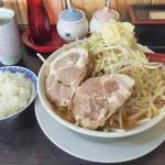 にらなんばんラーメン 香麺